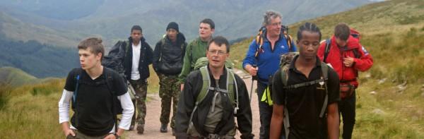 1345 – '3 Peaks Challenge' – Ben Nevis, Scafell & Snowdon