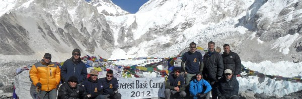 1270 – 'Kalapathar Tiger' – Everest Base Camp, Nepal