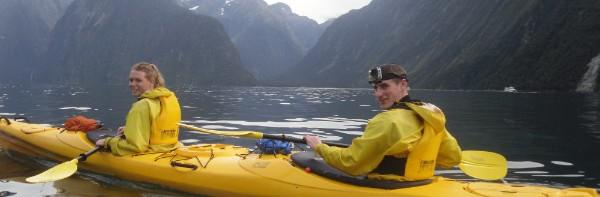 1396 – 'Cadet Odyssey' – South Island, New Zealand (Fjordland, Mt Cook)