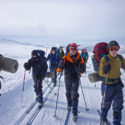 Off on the exped
