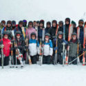 Instructors and students of Northern Alpine Snow
