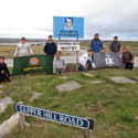 Dragon Venturer Falklands Outside Stanley