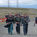 Dragon Venturer Falklands Striding out to a finish