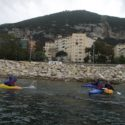 Kayaking at Gunn Wharf