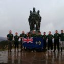 The Commando Memorial at Spean Bridge, Lochaber.