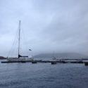 HMSTC Endeavour Alongside at Dunstaffnage Marina
