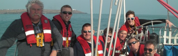 CCF RM 350 Adventure Sail Training 2014 – Cadet Angus Lapslie's Account
