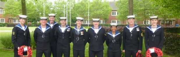 Exercise Flanders March 2014 – HMS Calliope