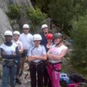 Climbing and Abseiling in Llanberis