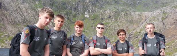 Ex Snowdon Polar 2014 – Nottinghamshire Army Cadet Force