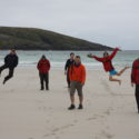 Time ashore on Vatersay