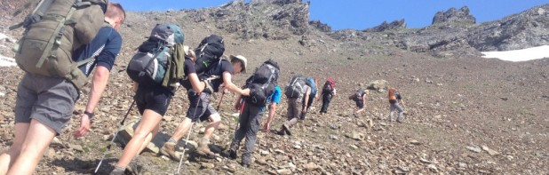 Exercise Dragon Pyrenees Pursuit – Birmingham UOTC