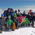 Huascaran Summit 6768m