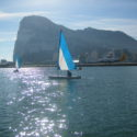 Gibraltar is the perfect place for watersports
