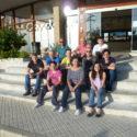 Group shot on Adventurous Training