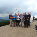 Hiking in the Tatra mountains