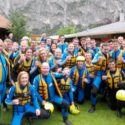 Tayforth UOTC White Water Rafting Team