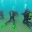 Teaching Ocean Divers