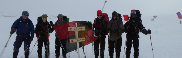 Exercise Nordic Challenge Norway – Wycliffe College CCF