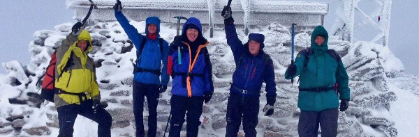 Exercise Winter Cairngorm 2015 – HQ Air Cadets