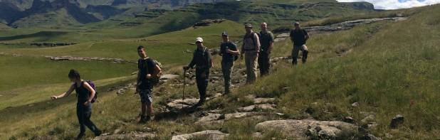 Exercise Northern Drakensberg Duke 2 – 4 Lancs