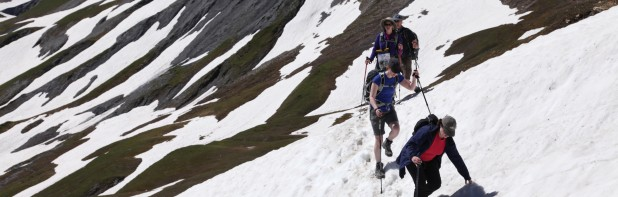 'Tour du Mont Blanc 2015' – First Aid Nursing Yeomanry (Princess Royal's Volunteer Corps)