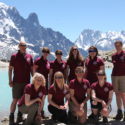 Group Photo at Lac Blanc