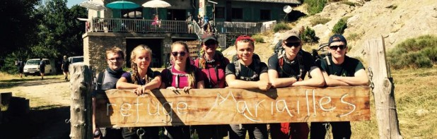 Pyrenees Trekking Expedition 2015 – 234 (City of Durham) Sqn ATC