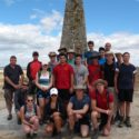 The Group at Greater Arapile monument
