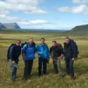 Team 3 , dayhike near Latrar.