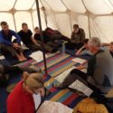 Summer Mountain Foundation tent lectures