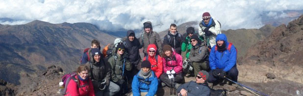 Ex Toubkal Adventure 2015 – 2530 (Uckfield) and 19 (Crawley) Sqns ATC