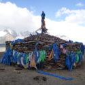Buddhist Praying Stones