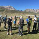 Day 1 trekking team brief