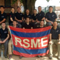 Leg 1-Team  in British Gurkhas Nepal at the start of the trek