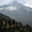 Leg 3 Acclimatisation Day above Namche Bazaar