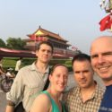 Vicky and Ray in Beijing