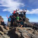Mulhacen Summit (3482m)