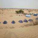 Teams campsite