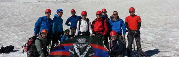 Ex Shamrock Glacier – 2nd Battalion, Royal Irish Regiment