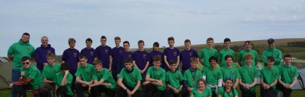 Ten Tors Challenge 2016 – Dorset & Wiltshire Wing ATC