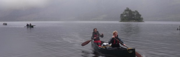 Ex Loch Shiel Wilderness Open Canoe – Marine Society and Sea Cadets