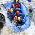 White Water Rafting on the Findhorn