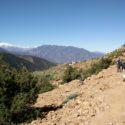 Day three of trekking
