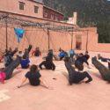 Post-trek exercise