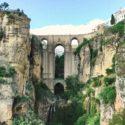 Ronda's 250-year-old 'New' Bridge (Puente Nuevo).