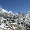 Pan Khumbu ice crystals