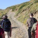 Climbing Bruncu Spina