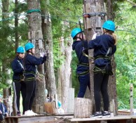 Canada Summer School Waterborne Training and Survival Skills 2017