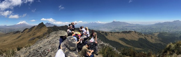 Trans Andes Expedition 2017